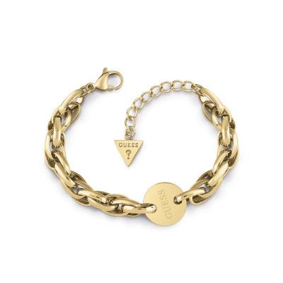 GUESS Chain Reaction Armband UBB29032-S (Lengte: 18.50 cm)