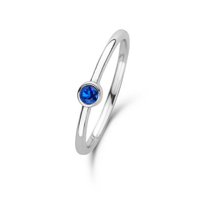 Violet Hamden Venus September 925 Sterling Zilveren Ring Met Geboortesteen VH330007SEP